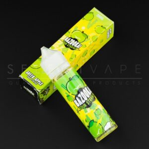 Bazooka - Green Apple Sour Straws 60ml