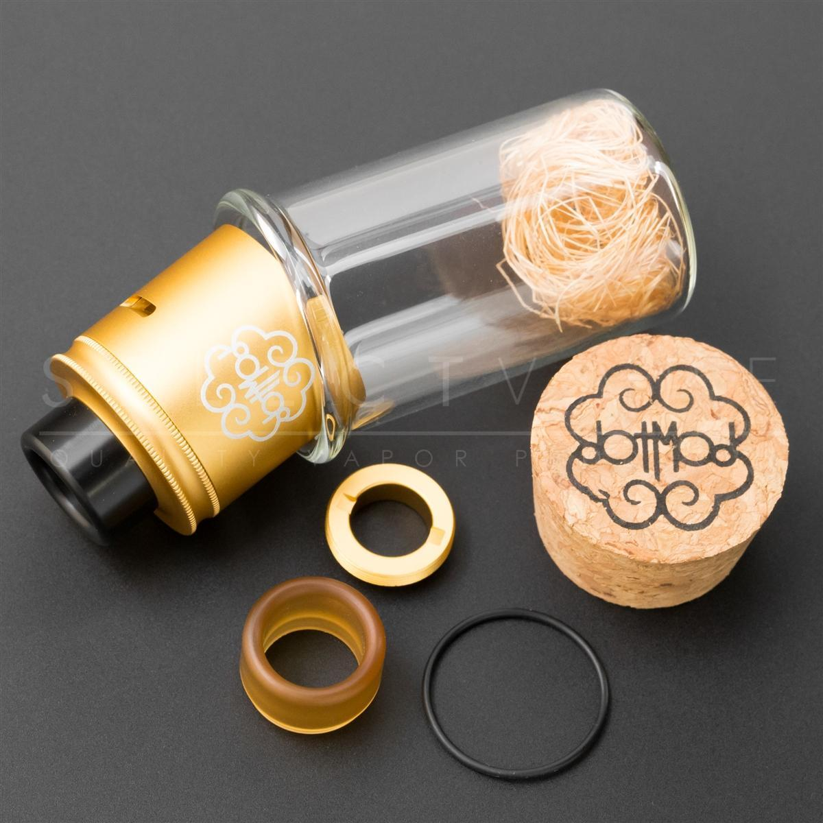 Dotmod 24mm Conversion Cap - Gold