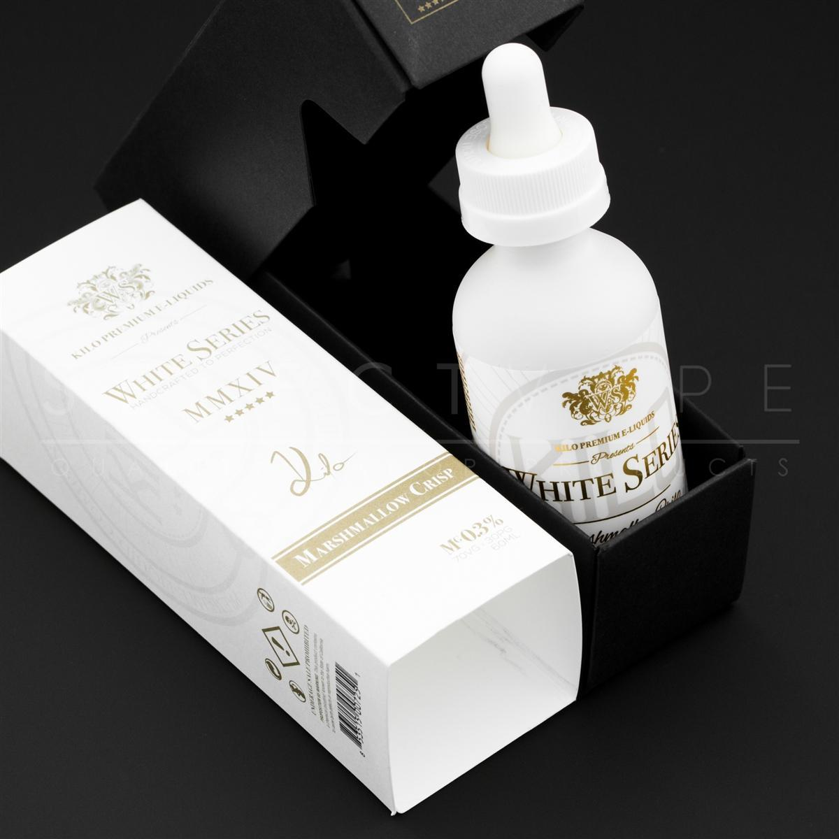 Kilo White Series - Marshmallow Crisp 60ml
