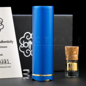 Petri Lite V2 24mm – Blue (Dotmod) 2