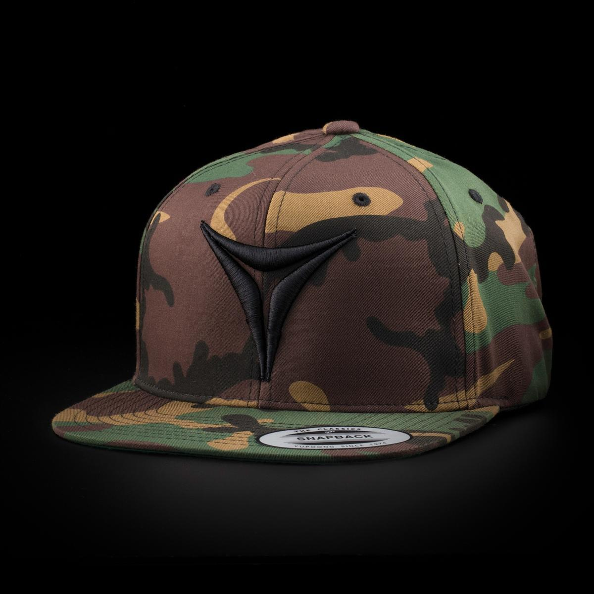 "Select Vape Premium ""Tri-Point"" Snapback Camo"