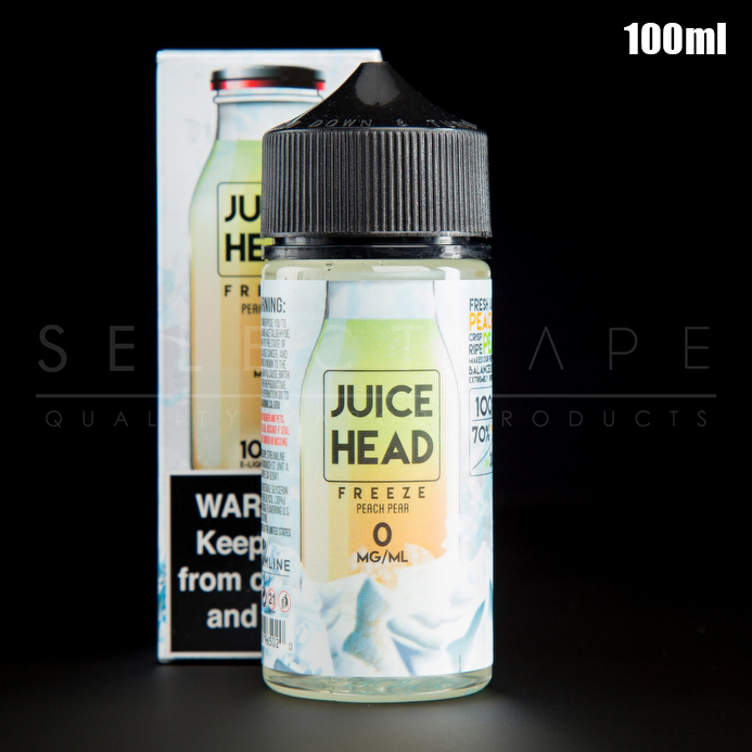 Juice Head Freeze Peach Pear E-Liquid