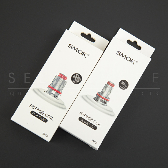 SMOK RPM 2 Replacement Coils - 5 Pack